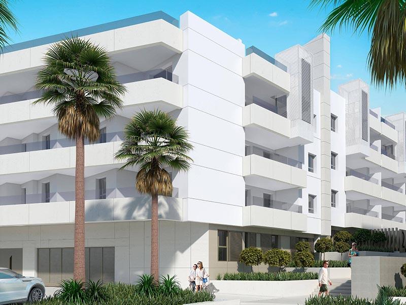 Metacentro Construcciones - Aqua Apartments